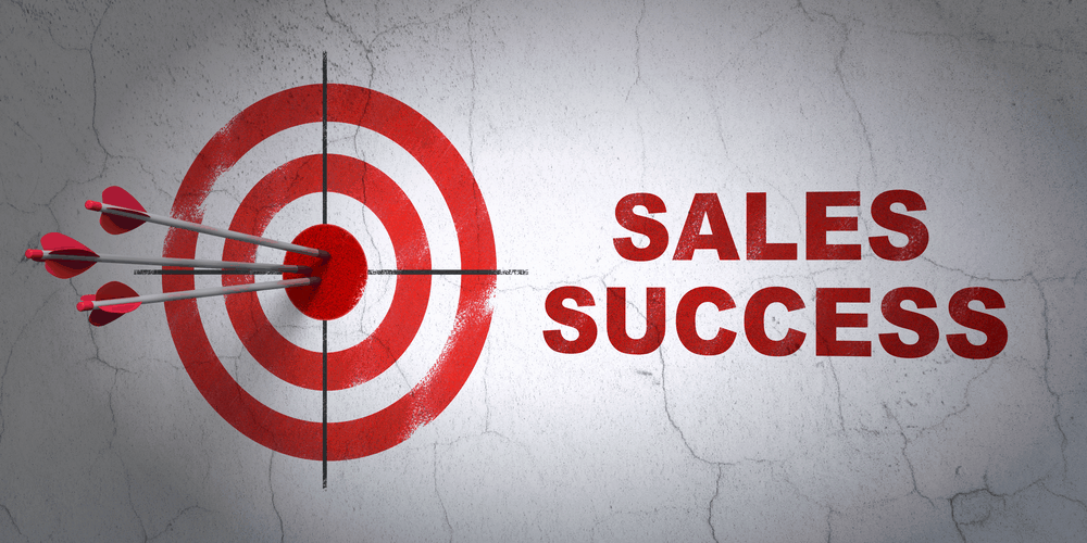Sales Success - Average Is Not Acceptable