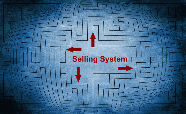 Is Your Selling System A Maze?